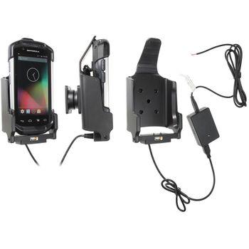 Brodit držák do auta na Motorola (Symbol) TC70 se skrytým nabíjením, pojistka