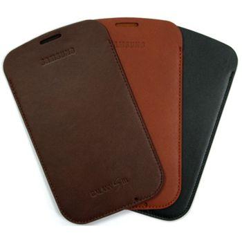 Samsung pouzdro EFC-1G6LDE pro Samsung Galaxy S III (i9300), Dark Brown