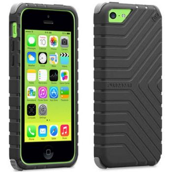 PureGear GripTek pro iPhone 5C, černá