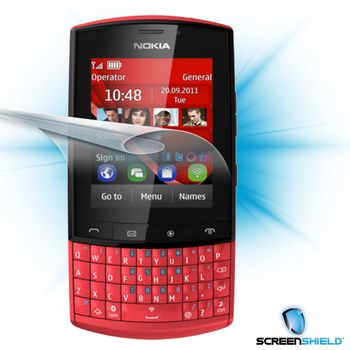Fólie ScreenShield Nokia Asha 303 - displej