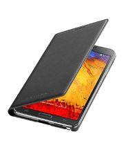 Samsung flipové pouzdro s kapsou EF-WN900BB pro Galaxy Note 3, černá