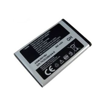 Samsung Originální baterie AB463651BU Li-ion 3,7V 960mAh, bulk