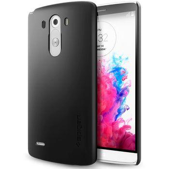 Spigen tenký kryt Ultra Fit pro LG G3, černá