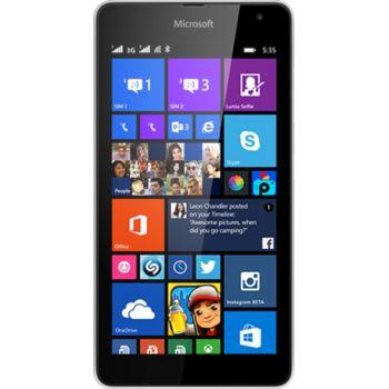 Microsoft Lumia 535 DualSIM, bílá