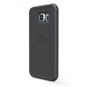Exelium UP kryt s magnetem pro bezdrátové nabíjení pro Samsung Galaxy S6, černé