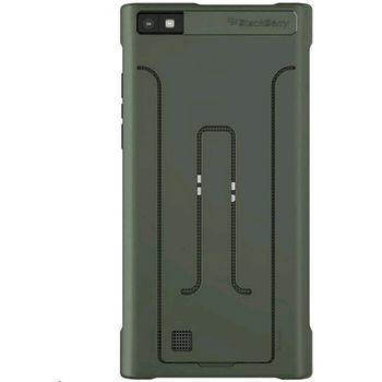 BlackBerry kryt se stojánkem pro BlackBerry Leap, zelený