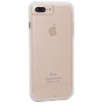 Case Mate ochranný kryt Naked Tough pro Apple iPhone 7 Plus, kouřově šedá
