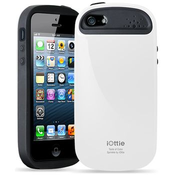iOttie Sprinkle - ochranné pouzdro pro iPhone 5 bílé
