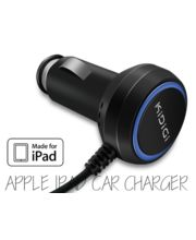 Kidigi autonabíječka pro Apple nový iPad / iPad 2 / iPad (2,1A) - černá