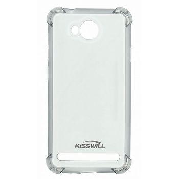 Kisswill Shock TPU pouzdro pro Huawei Y3 II, šedá