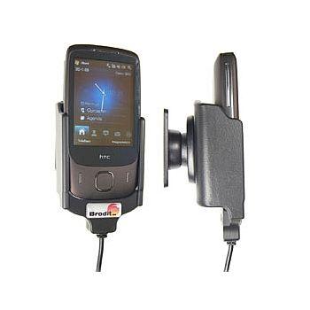 Brodit držák s adaptérem 3 v 1- HTC Touch 3G - kabel 40cm