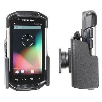 Brodit držák do auta na Motorola Symbol TC70 bez pouzdra, bez nabíjení