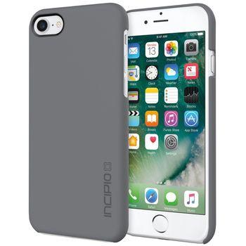 Incipio ochranný kryt Feather Case pro Apple iPhone 7, šedá