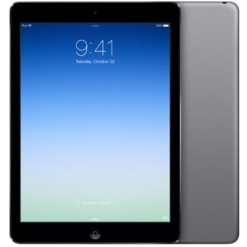 Apple iPad Air, 16GB Wi-Fi Cellular, šedá