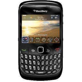 BlackBerry 8520 Curve Black - rozbaleno, plná záruka