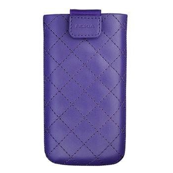 Nokia univerzální pouzdro CP-557 Quilted, Violet