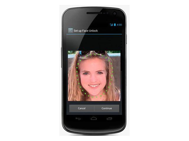 obsah balení Samsung Galaxy Nexus i9250 + Belkin ochranné pouzdro pro Galaxy Nexus, čiré