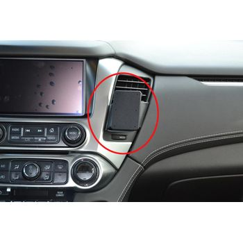 Brodit ProClip montážní konzole pro Chevrolet Suburban 15-17, na střed vpravo