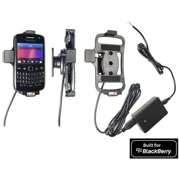 Brodit držák do auta pro BlackBerry Curve 9350, 9360, 9370 se skrytým nabíjením v palubní desce