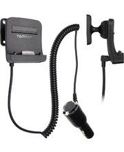 Brodit držák do auta pro TomTom GO 500 new, 600, 5000, 6000 s nabíjením z cig. zapalovače