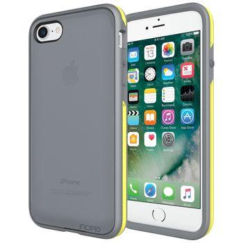 Incipio ochranný kryt Performance Series Case [Slim] pro Apple iPhone 7, šedá/žlutá