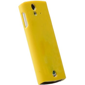 Krusell hard case - ColorCover - Sony Ericsson XPERIA Ray (žlutá)