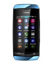 Nokia Asha 306 Mid Blue
