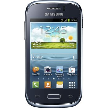 Samsung GALAXY Young S6310 NFC, modrý