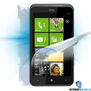 Fólie ScreenShield HTC Titan - celé tělo
