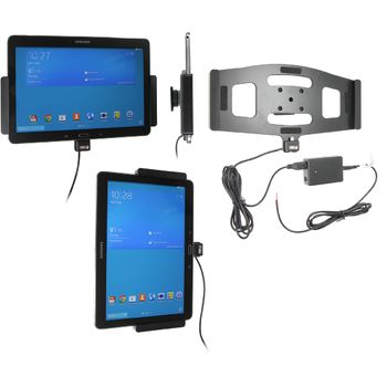Brodit držák do auta na Samsung Galaxy Tab PRO 10.1 bez pouzdra, se skrytým nabíjením