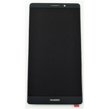 Náhradní díl Huawei Ascend Mate 8 LCD Display + dotyková deska černá