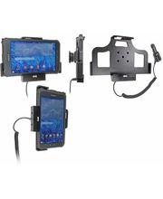 Brodit držák do auta na Samsung Galaxy Tab Active 8.0 SM-T365 v pouzdře, s nabíjením z cig. zapalo