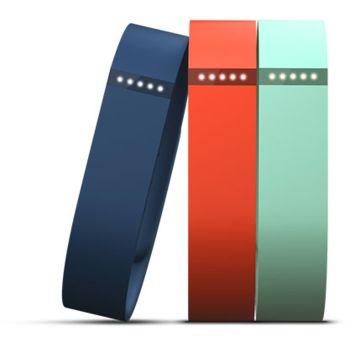 Fitbit Flex náhradní pásky S - modrá, zelená, červená