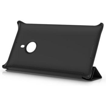 Nokia CP-623 kožené pouzdro pro Lumia 1520 černé