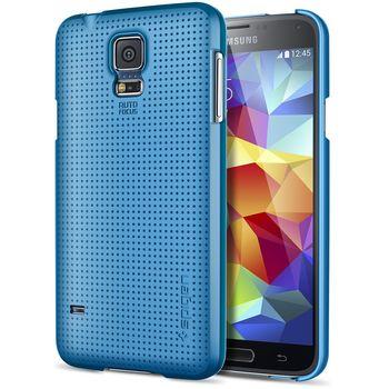 Spigen UltraFit pouzdro pro Samsung Galaxy S5 Electric Blue, modré