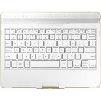 Samsung pouzdro s Bluetooth klávesnicí EJ-CT800UW pro Galaxy Tab S 10.5, bílá