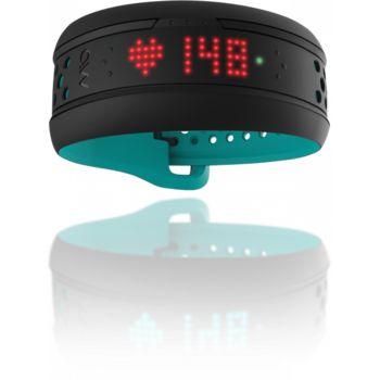 MIO Fuse activity tracker se senzorem srdečního tepu - krátký pásek - tyrkysový