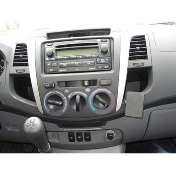 Brodit ProClip montážní konzole pro Toyota HiLux 06-11, na střed vpravo