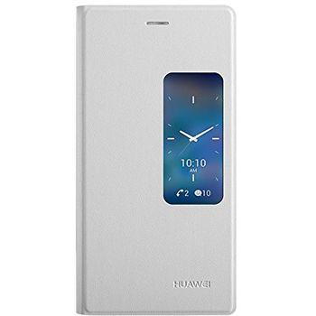 Huawei flipové pouzdro View pro P7, bílé