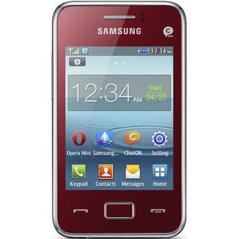 Samsung Rex 80 S5220, červený
