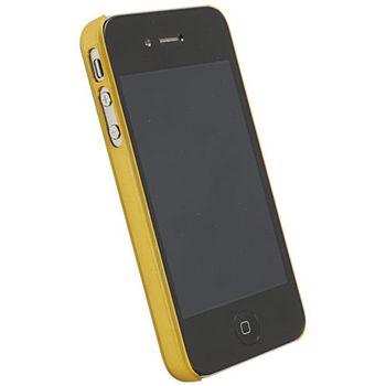 Krusell hard case - ColorCover - Apple iPhone 4/iPhone 4S (žlutá)