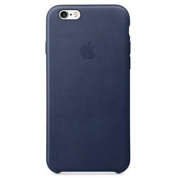 Apple kožené pouzdro pro iPhone 6s, tmavě modré