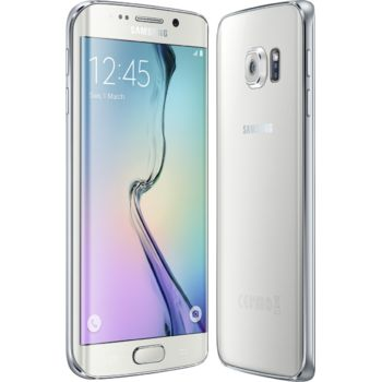 Samsung Galaxy S6 edge G925F 32GB White Pearl