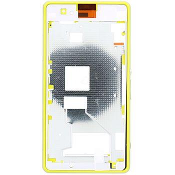 Náhradní díl střední díl těla pro Sony D5503 Xperia Z1 Compact, limetková