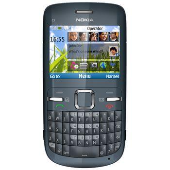 Nokia C3-00 Slate Grey