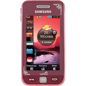 Samsung S5230 Star Garnet Red