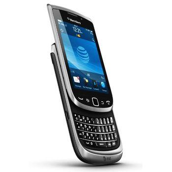 BlackBerry 9810 Torch, Black QWERTY