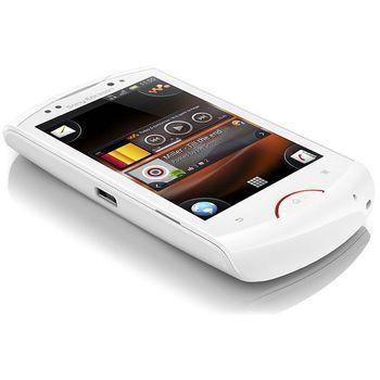 Sony Ericsson Live with Walkman - bílá