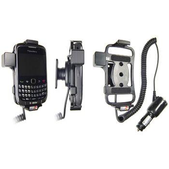 Brodit držák do auta pro BlackBerry Curve 9300 s nabíjením z cig. zapalovače