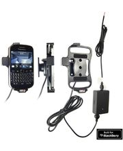Brodit držák do auta na BlackBerry Bold 9900/9930 bez pouzdra, se skrytým nabíjením
